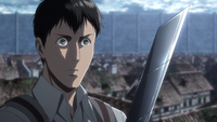 Bertholdt says he is fine now