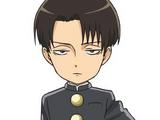 Levi (Junior High Anime)