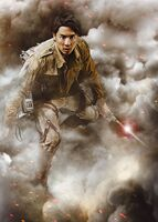 Attack on Titans Textless Poster 06