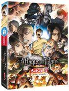 L'attaque des titans - DVD Saison 2 édition collector