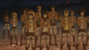 Scout Regiment Anime Attack On Titan Wiki Fandom