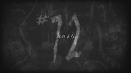 Attack on Titan - Episode 72 Title Card