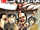 List of Attack on Titan: Junior High chapters
