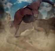 Il Gigante Bestia arriva alla Fortezza Slava