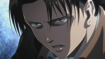 Levi Ackermann Anime Attack On Titan Wiki Fandom