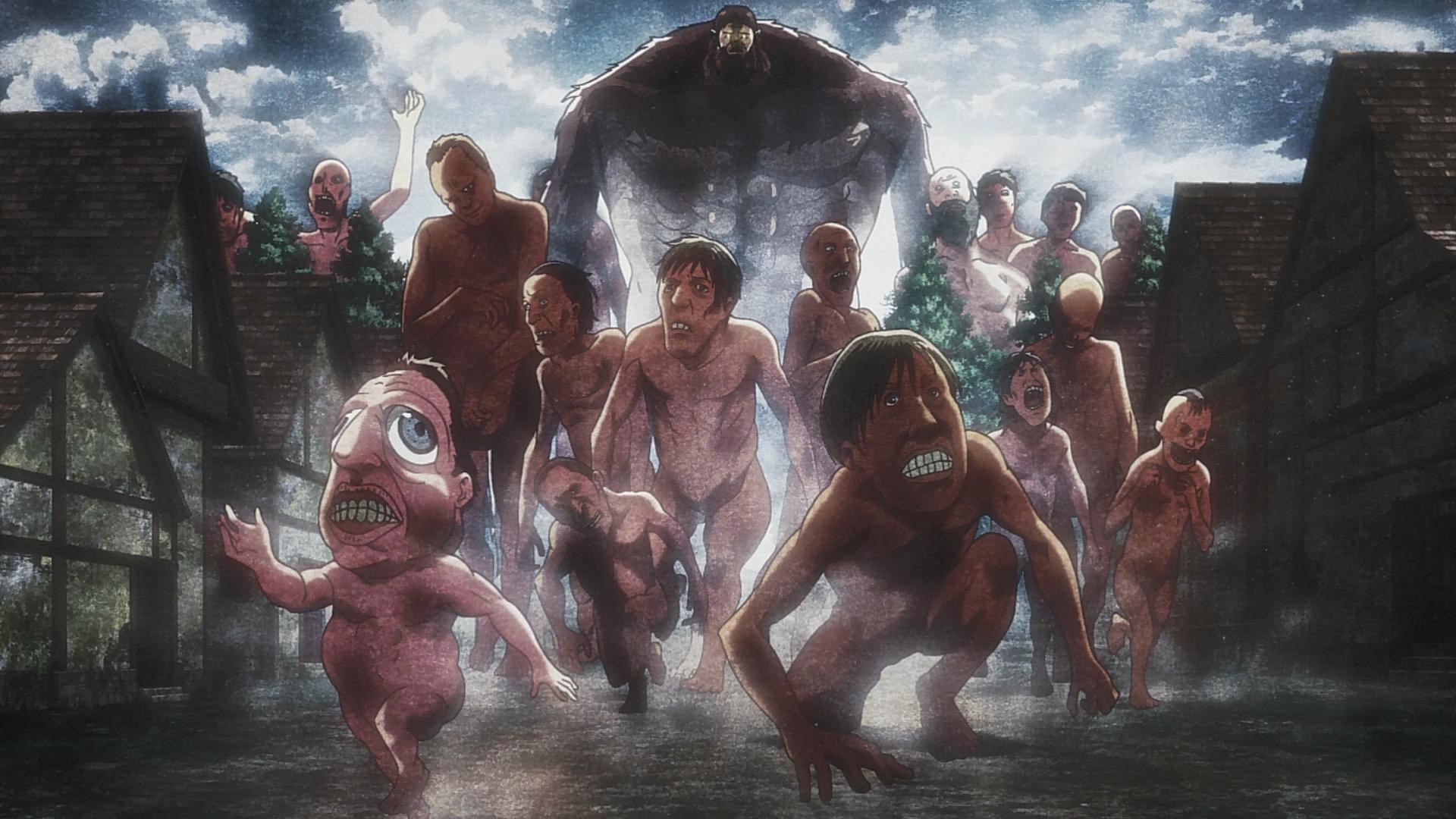 Beast Titan Anime Attack On Titan Wiki Fandom