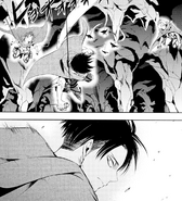 Levi notices he is being followed