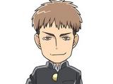 Jean Kirschtein (Junior High Anime)