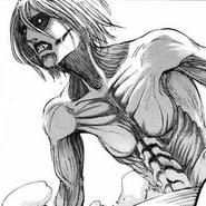 Weiblicher Titan