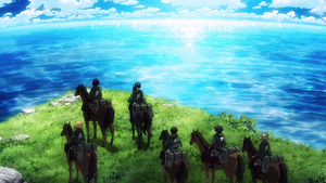 The Scouts arrive at the sea.png