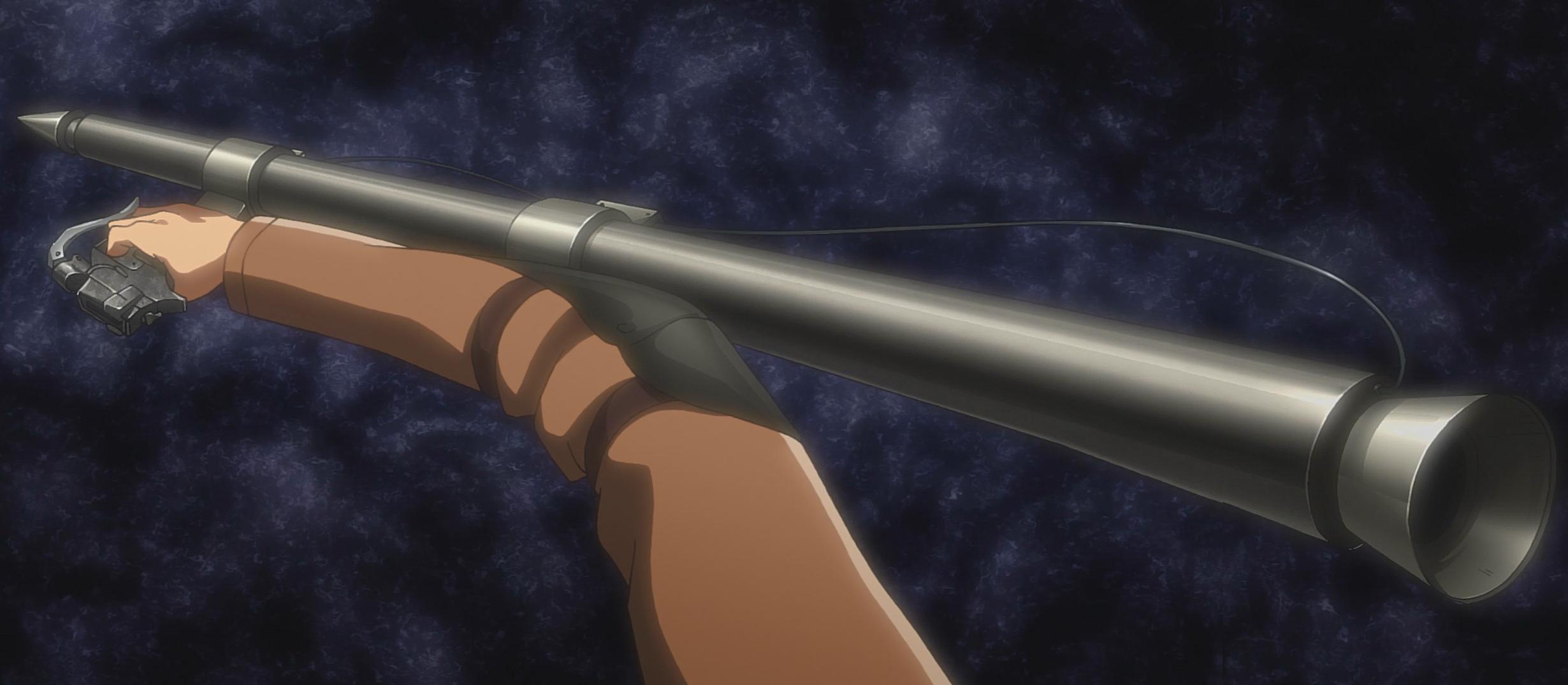 Thunder Spear (Anime)