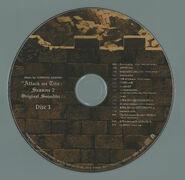 Attack on Titan S2 OST -24bit- - Disc 1