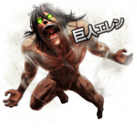 Eren titan aot game