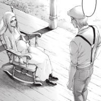 Historia is asked to be careful with her pregnancy