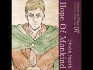 Shingeki no Kyojin(Attack on Titan OST) - Erwin Smith, Hope Of Mankind