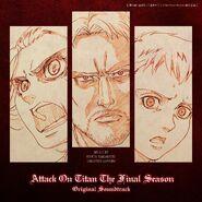 The Final Season Original Soundtrack Cover