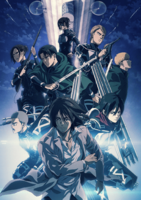 Attack On Titan Final Season Key Visual 2 (Version 2)