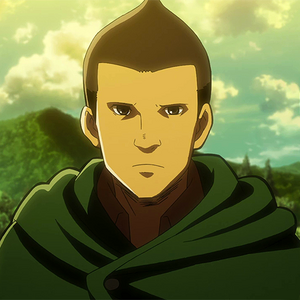 Gunther Schultz (Anime) character image.png