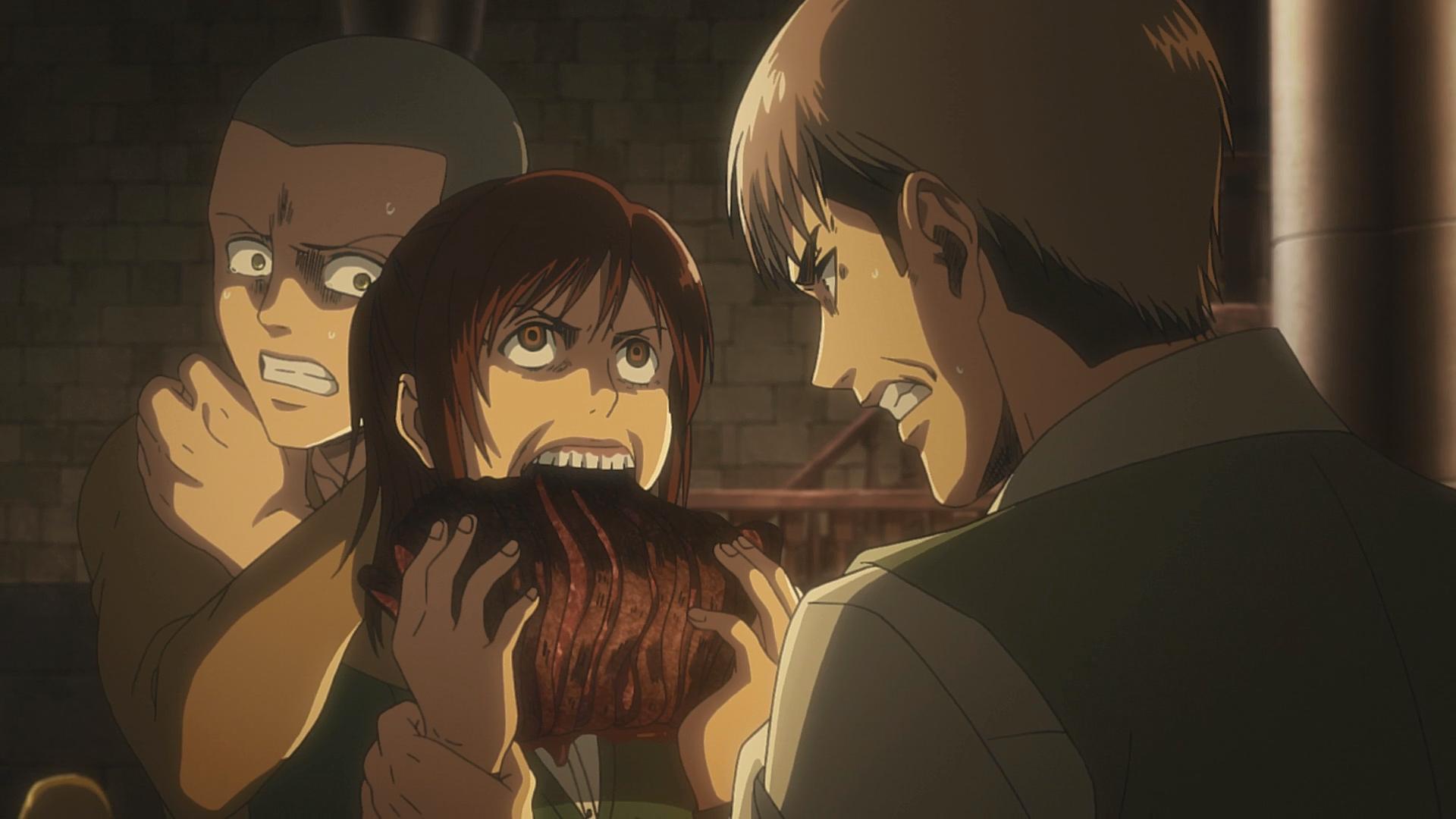 Sasha Braus Anime Attack On Titan Wiki Fandom