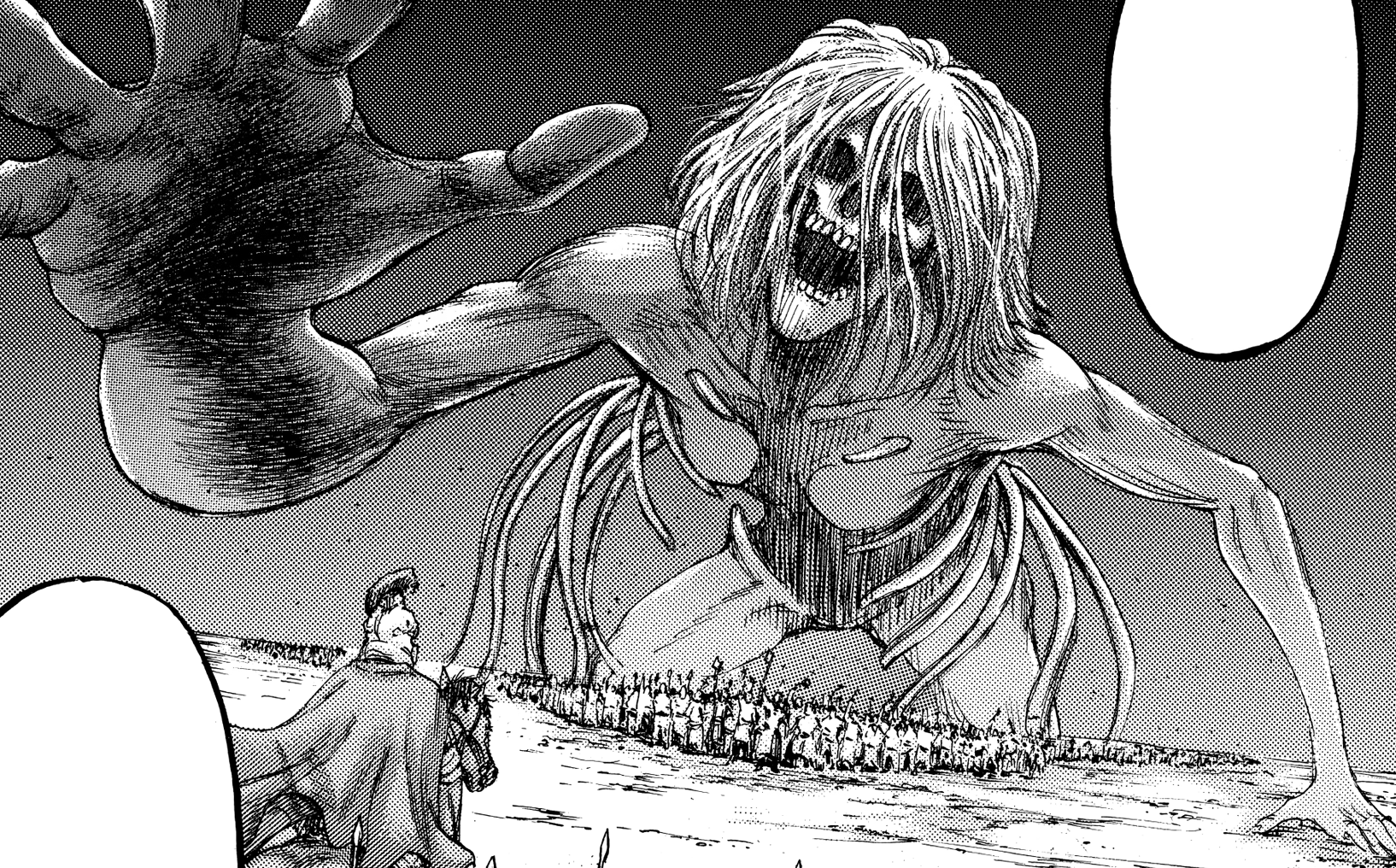 Nine Titans Attack On Titan Wiki Fandom