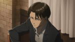 Levi converses with Erwin.png