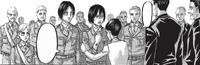 Mikasa meets the Azumabitos