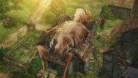 The small-limbed Titan