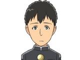 Bertholdt Hoover (Junior High Anime)