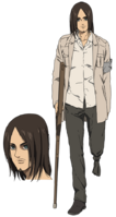 Eren 854 Character Design 1