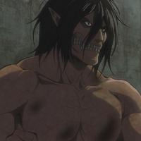 Attack Titan (Anime) character image (Eren Jaeger)