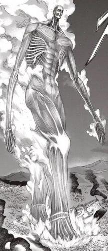 Gigante Colossale (M)