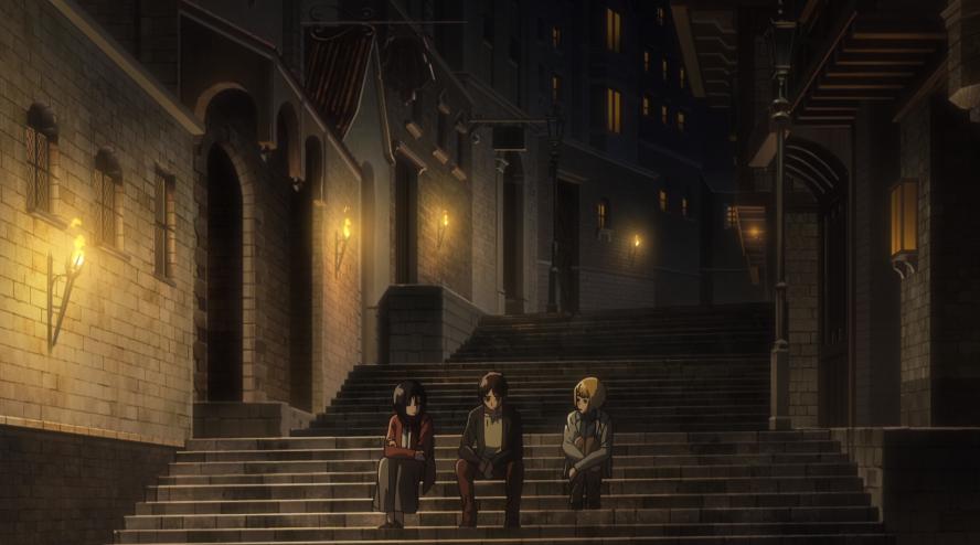 Storyabschnitt: Rückkehr nach Shiganshina (Anime)