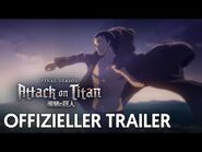 Attack on Titan Final Season - Offizieller Trailer