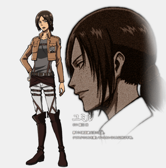 Ymir Anime Attack On Titan Wiki Fandom