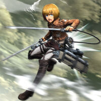 Attack on Titan Game Screenshot 3