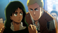 Erwin's mysterious question