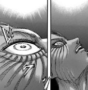 Eren inherits the War Hammer Titan