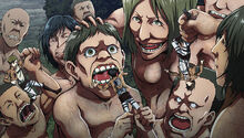 Attack on titans nackt