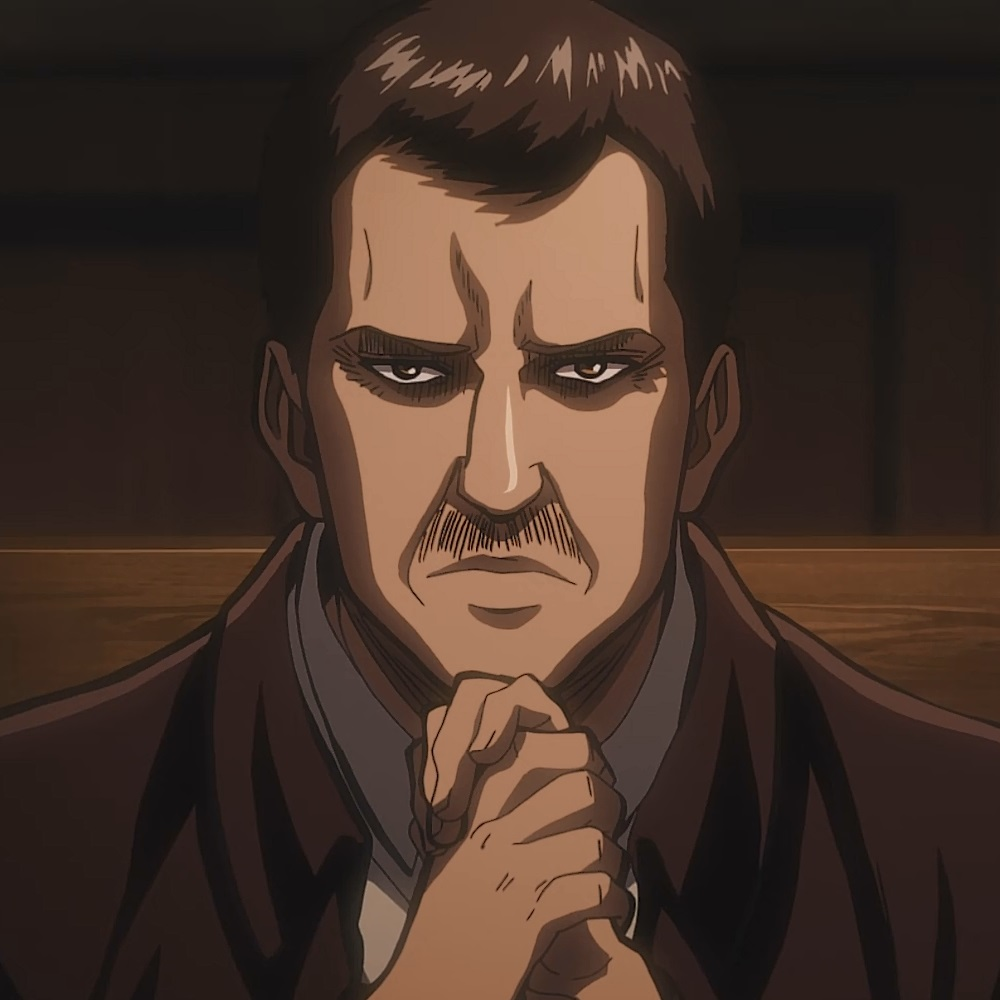 Stohess District Mayor (Anime)