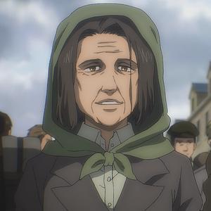Grisha's mother (Anime) character image.png