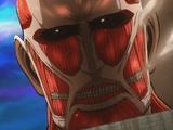 Colossal Titan (Junior High Anime)