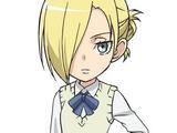 Annie Leonhart (Junior High Anime)
