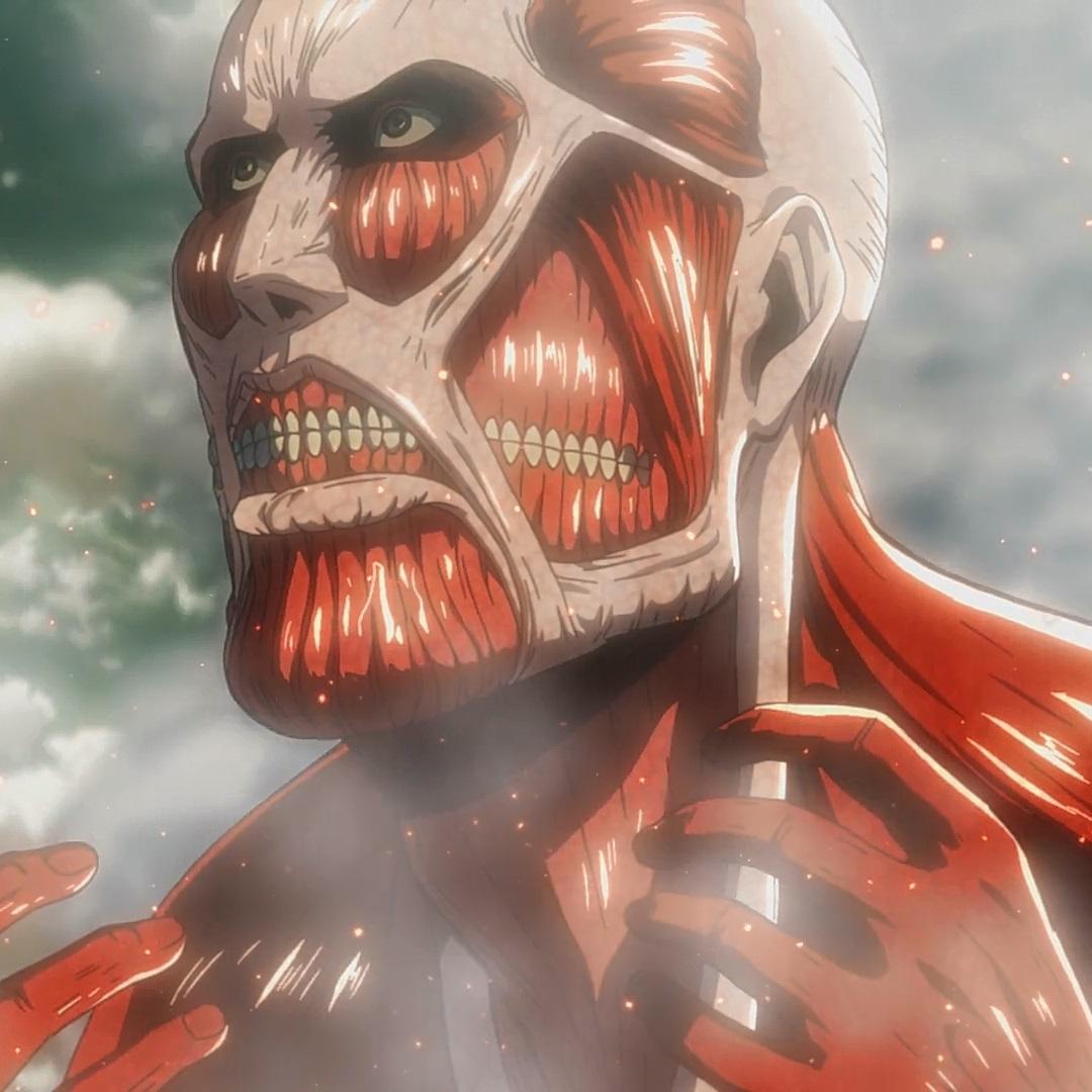 Colossal Titan Anime Attack On Titan Wiki Fandom