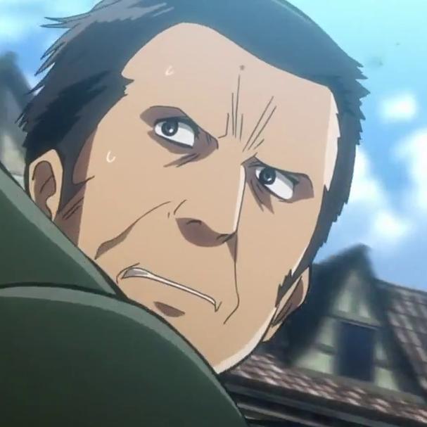 Darius Baer Walbrunn (Anime)