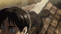 Eren hears Armin breathe