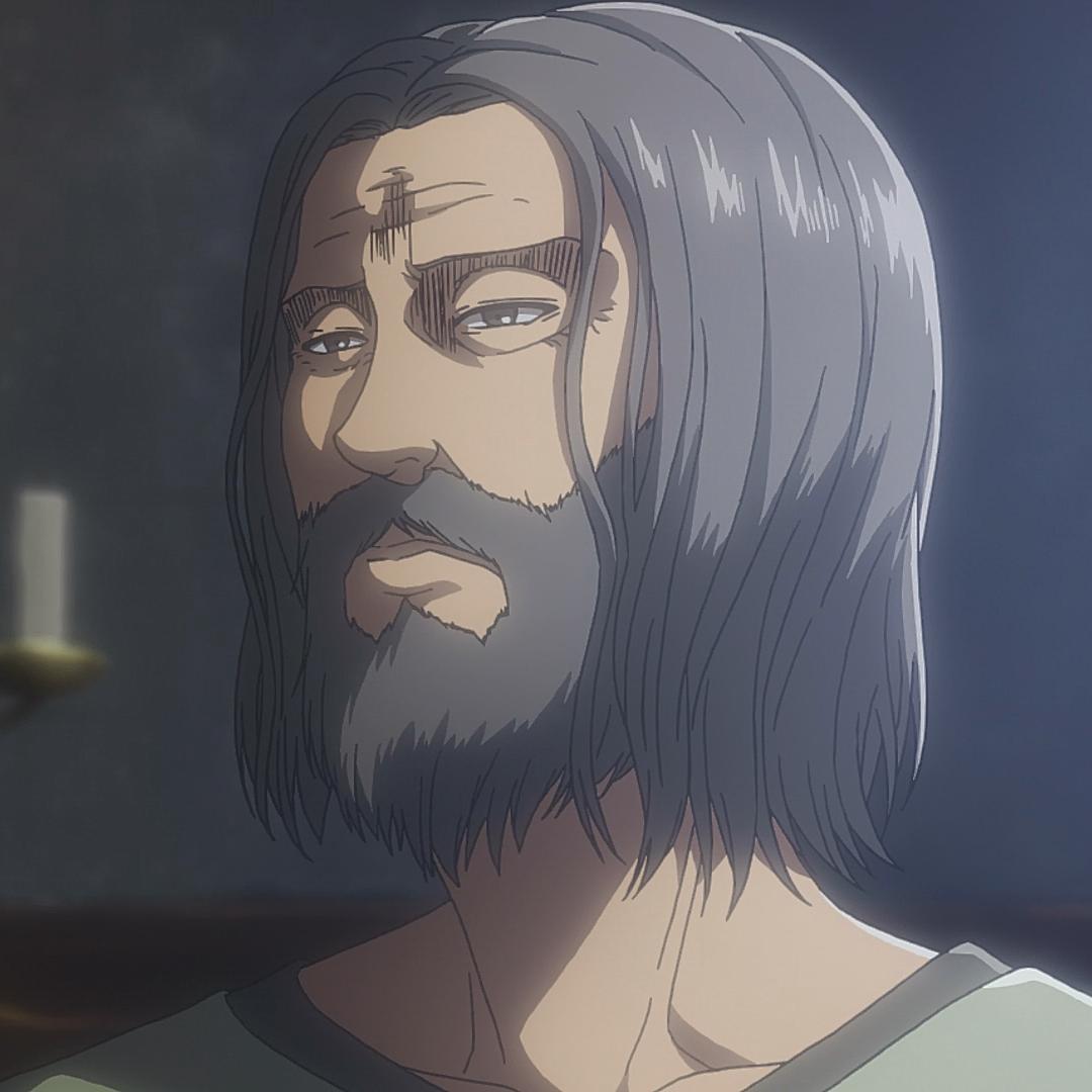 Kenny's grandpa (Anime)