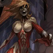 Female Titan (Attack on Avengers) character image