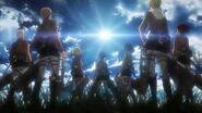 Shingeki no Kyojin Attack on Titan - Feuerroter Pfeil und Bogen (Opening)