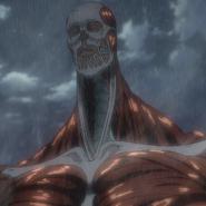 Kolossaler Titan Armin Alert (Anime)