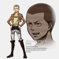 Conny's character design
